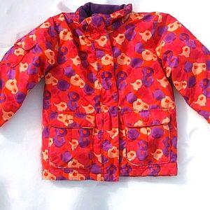 ICEBURG girls winter jacket